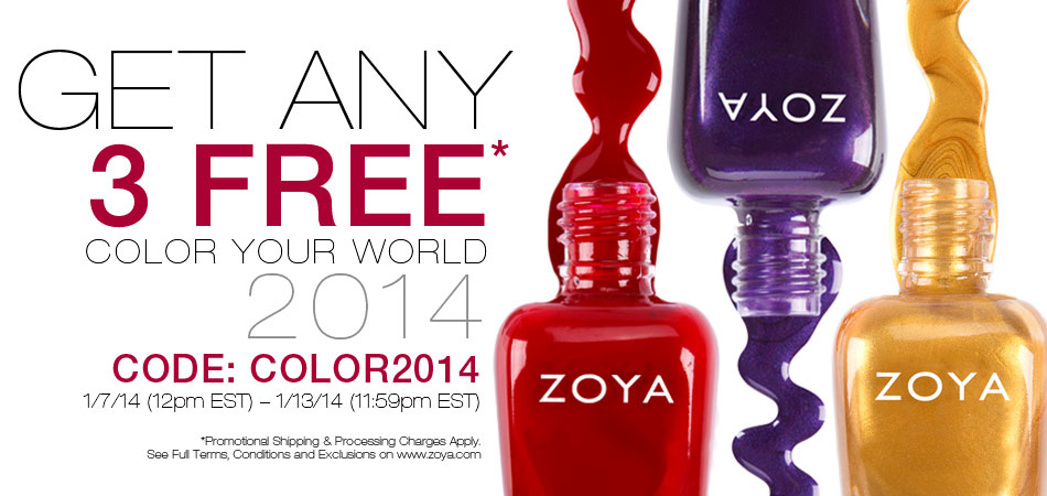 Zoya Nail Polish and Treatments - Egbert Rd, Cleveland, Ohio - Rated based on 2, Reviews