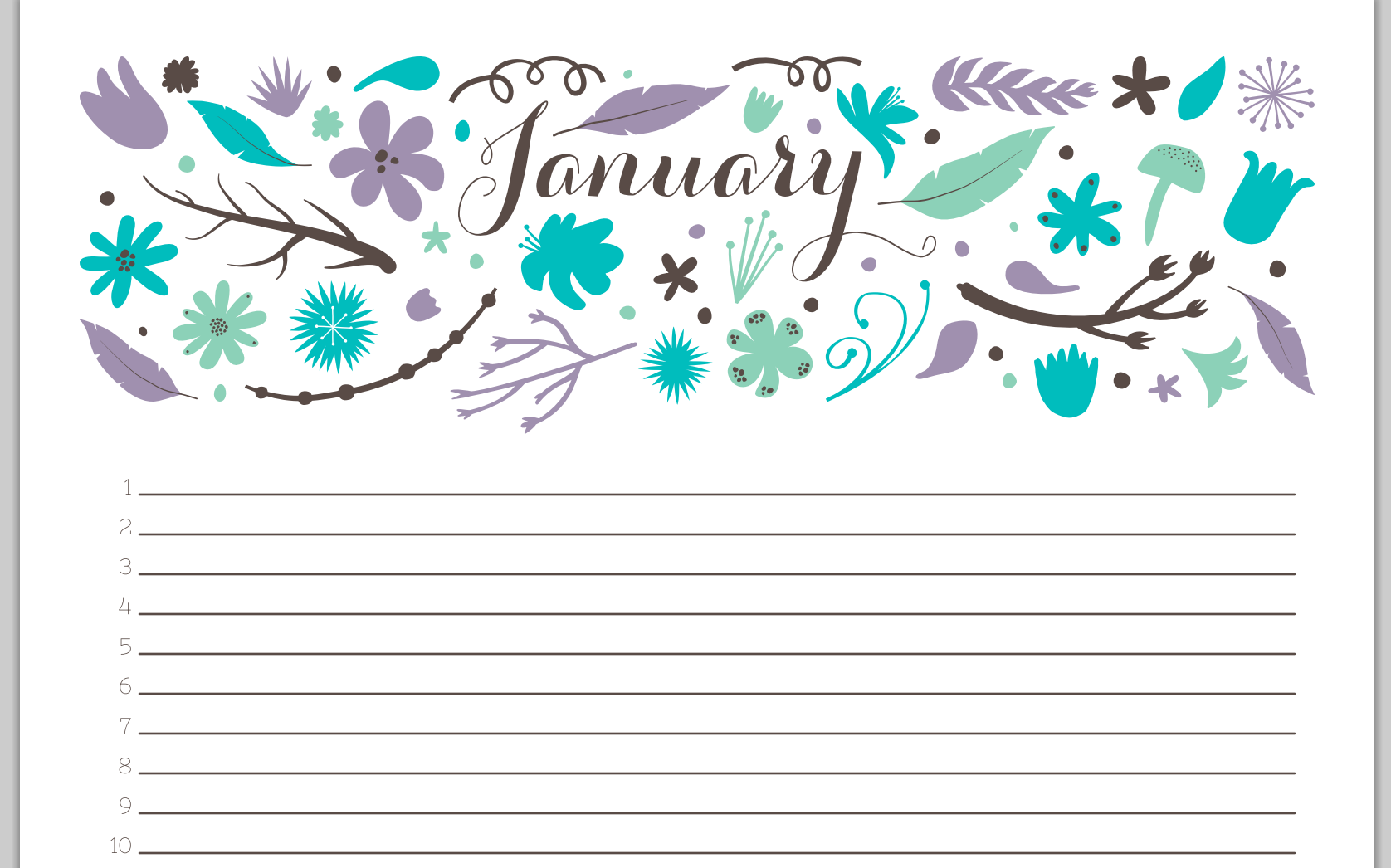 Kid Calendar For December Of 2014/page/2 | New Calendar Template Site ...