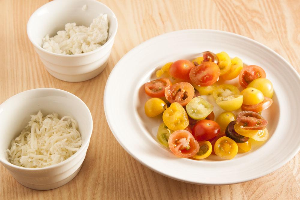 Heirloom Tomato Galette | thesassylife