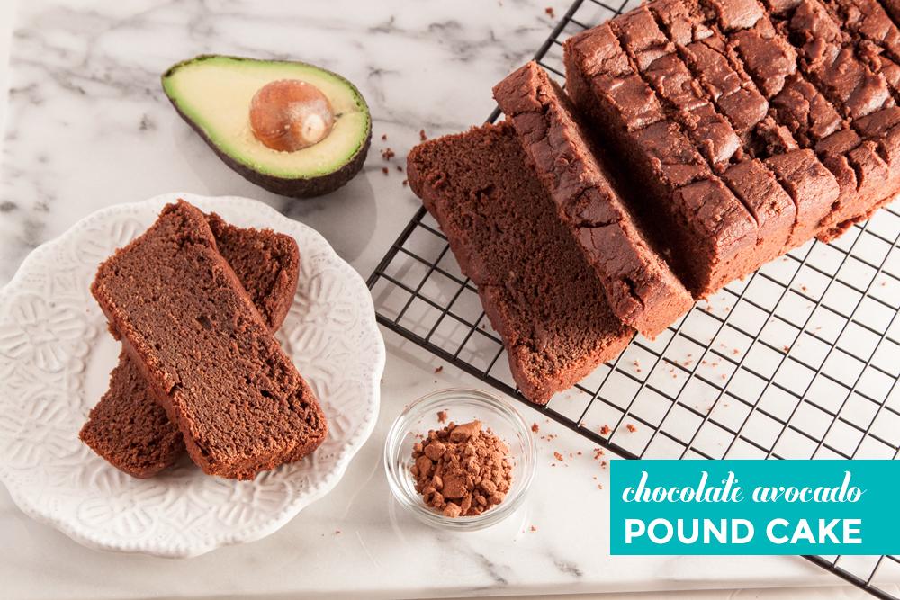 Avocado Pound Cake Recipe — Dishmaps