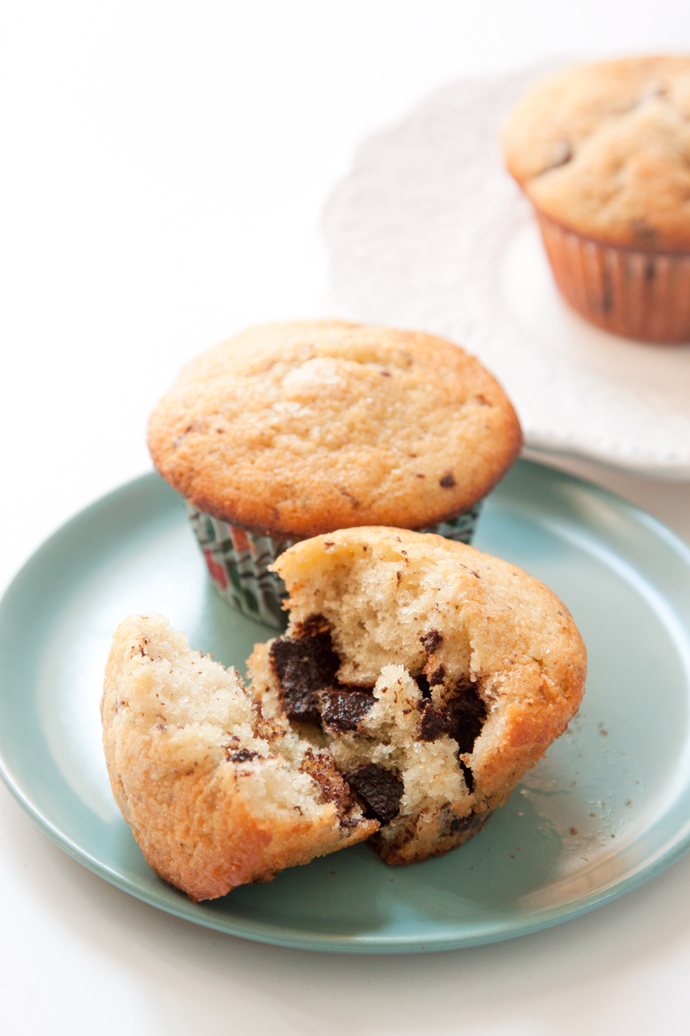 Chocolate Chunk Muffins Amp A Giveaway Thesassylife