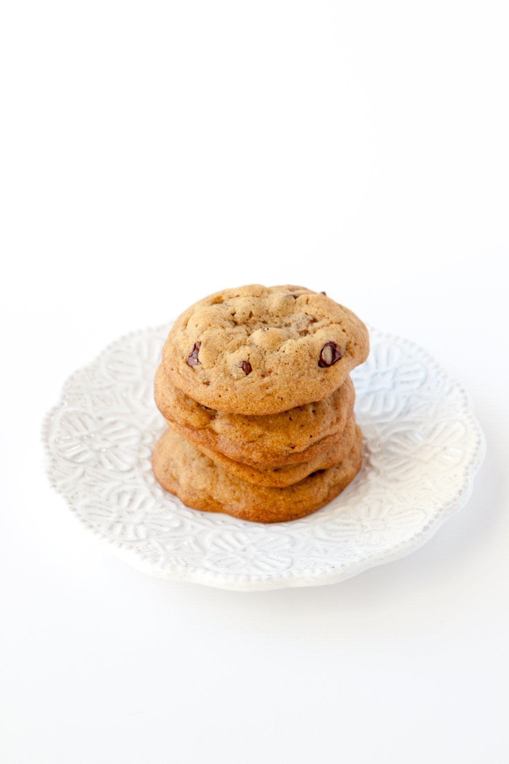 Brown Butter Chocolate Chip Cookies   thesassylife